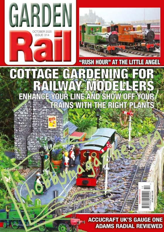 Garden Rail - October 2020