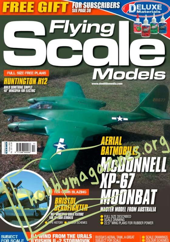 Flying Scale Models - October 2020