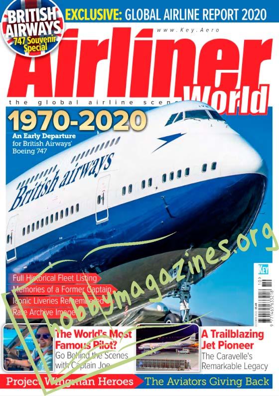 Airliner World - October 2020