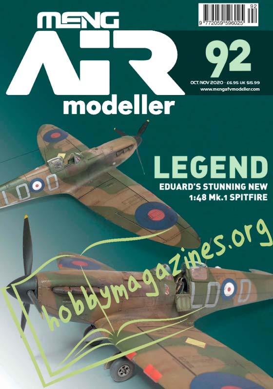AIR Modeller - October 2020