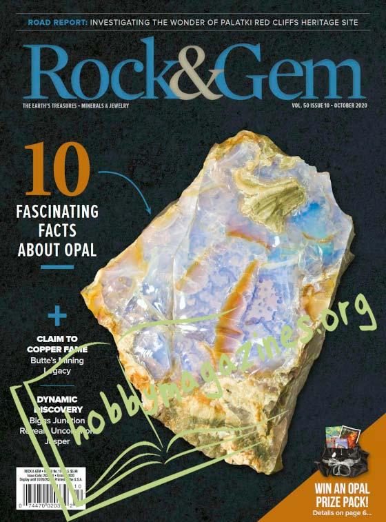 Rock & Gem - October 2020