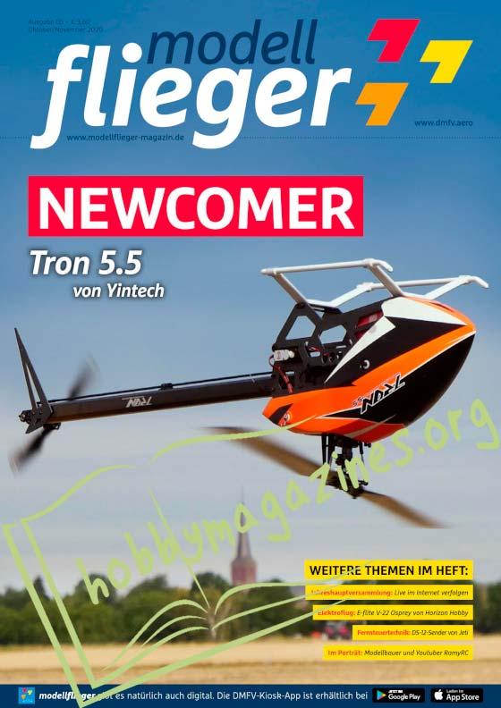 Modellflieger – Oktober/November 2020
