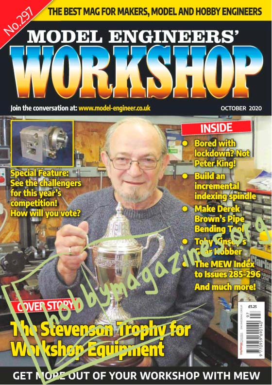Model Engineers' Workshop 297 - October 2020