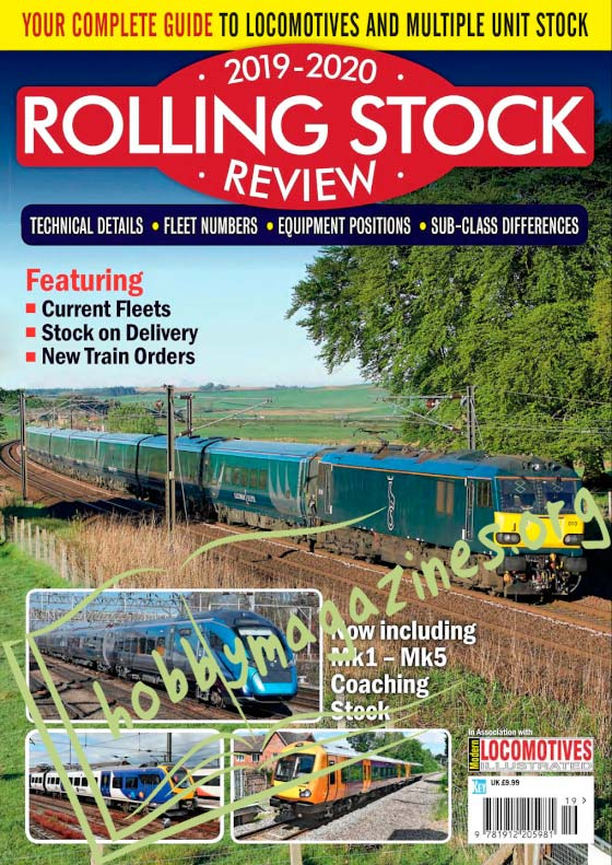 Rolling Stock Review 2019-20