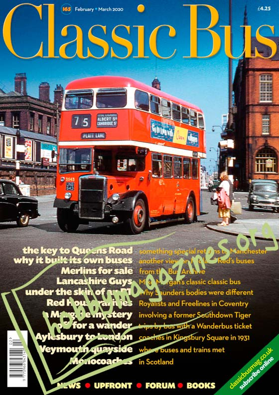 Classic Bus - February-March 2020