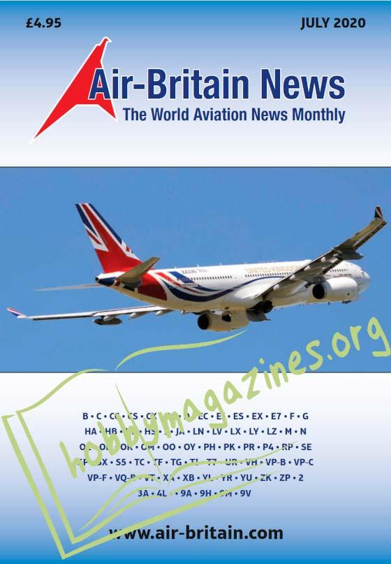 Air-Britain News - July 2020