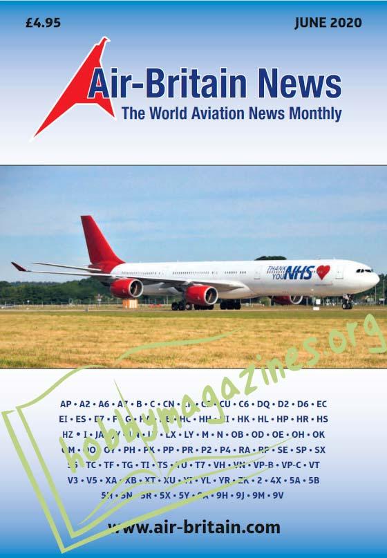 Air-Britain News - June 2020