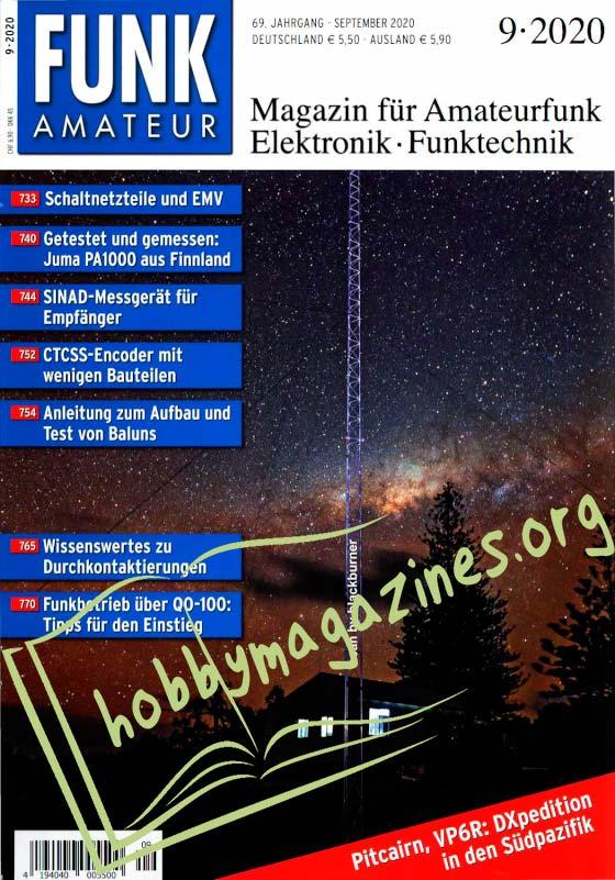 Funkamateur - September 2020