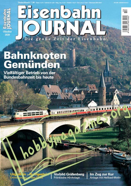 Eisenbahn Journal - Oktober 2020