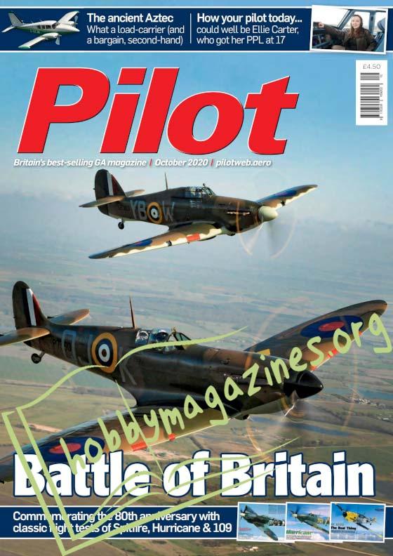 Pilot - October 2020