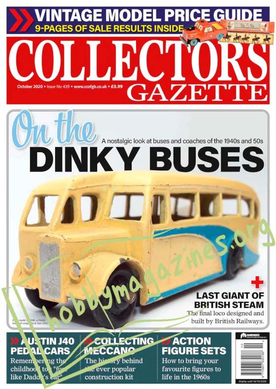 Collectors Gazette - October 2020