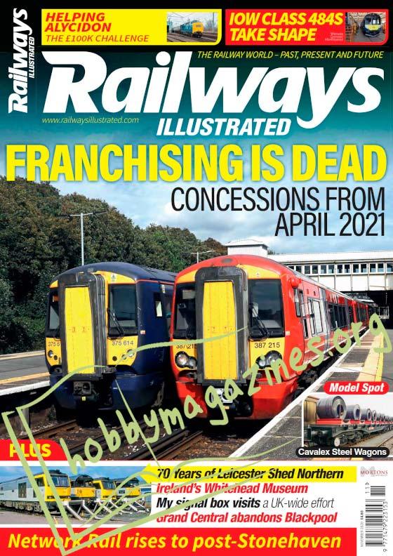 Railways Illustrated - November 2020