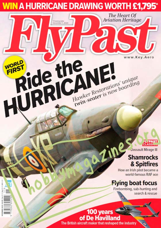 FlyPast - November 2020