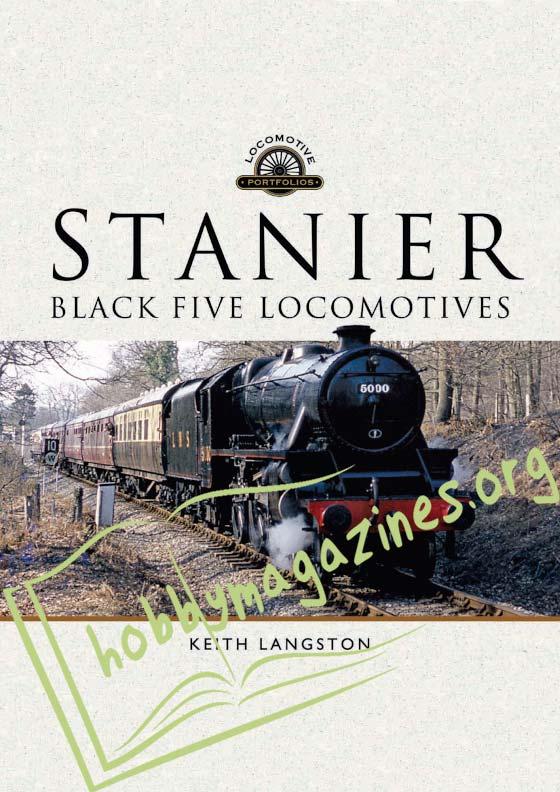 Locomotive Portfolios: Stanier Black Five Locomotives