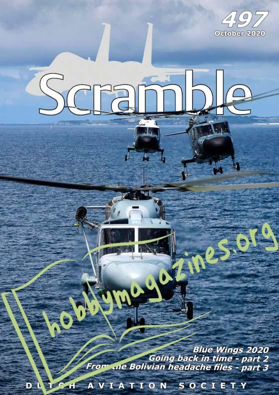 Scramble 497 - October 2020