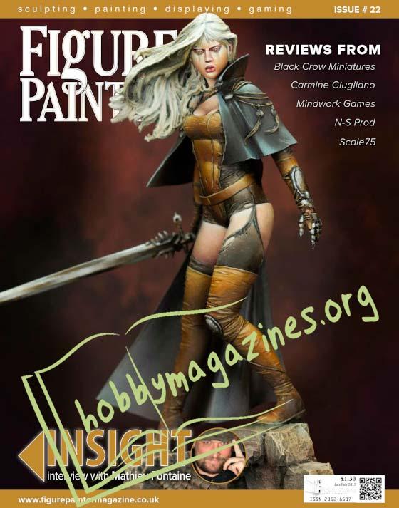 Figure Painter Magazine Issue 22