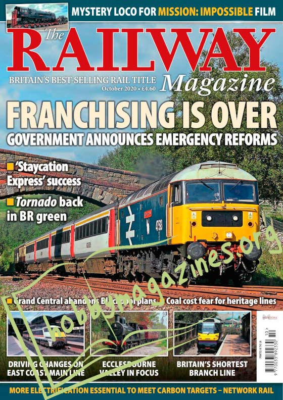 The Railway Magazine - October 2020