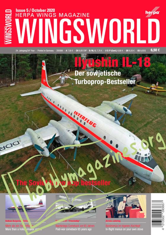 Wings World - October 2020