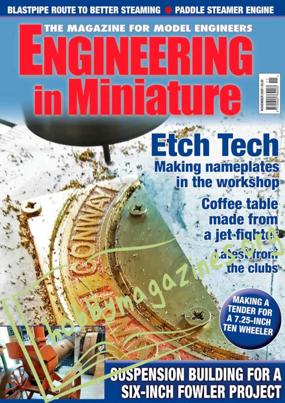 Engineering In Miniature - November 2020