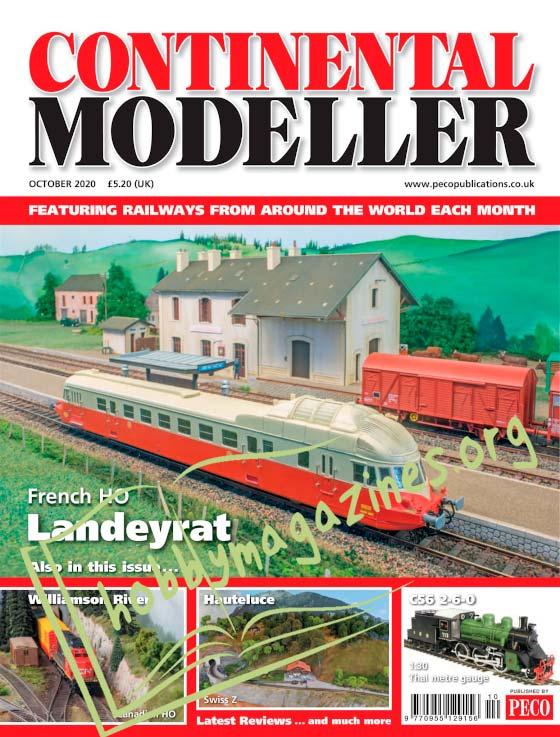 Continental Modeller - October 2020