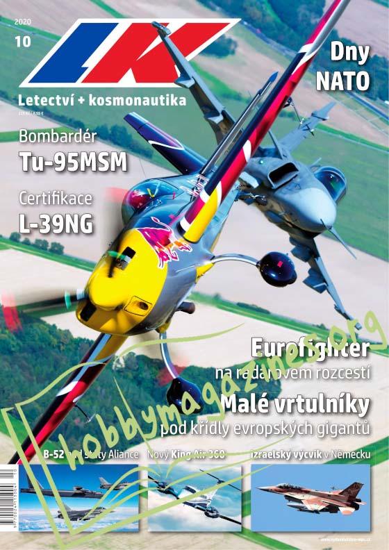 Letectvi+Kosmonautika 2020-10