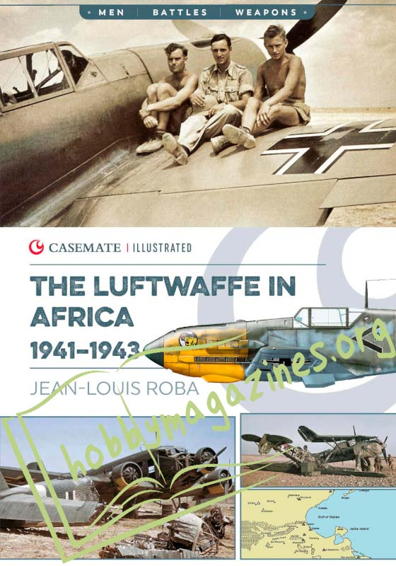 The Luftwaffe in Africa 1941-1943