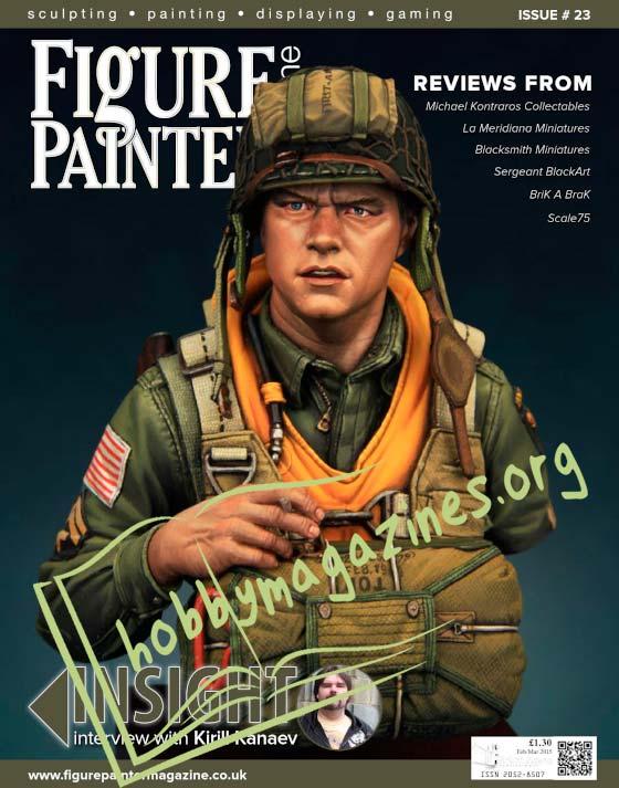 Figure Painter Magazine Issue 23
