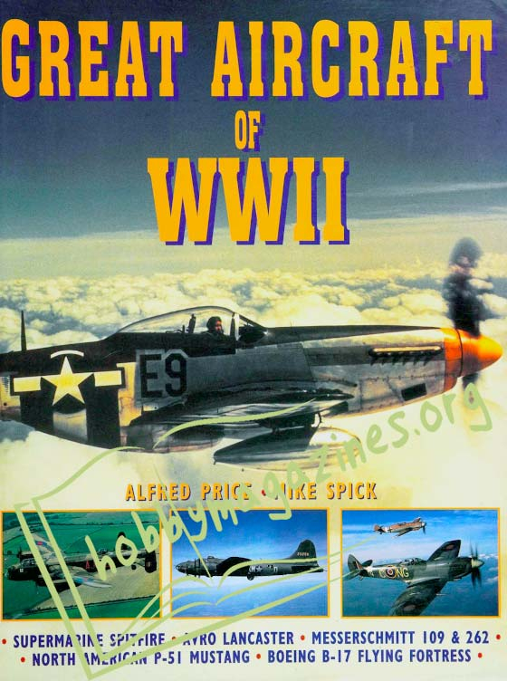 Great Aircraft of WWII