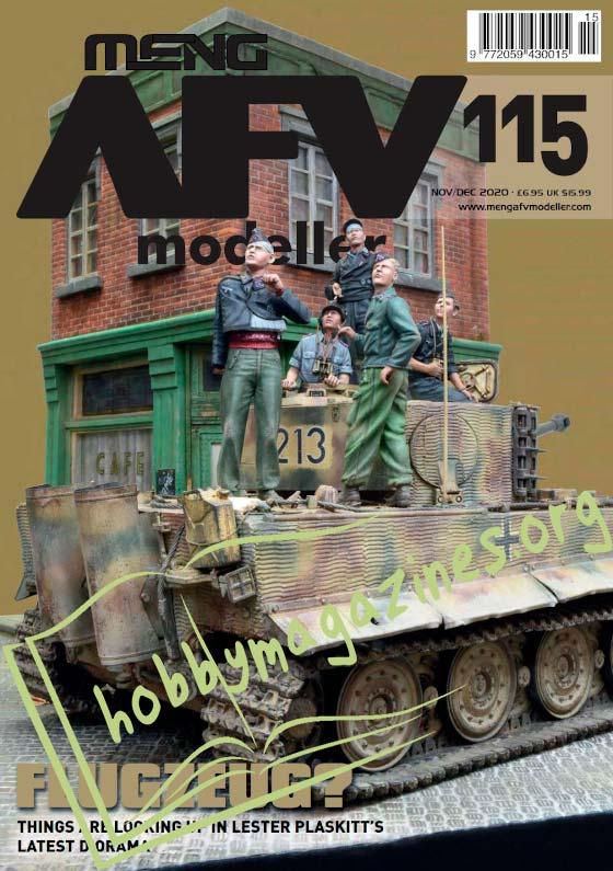 AFV Modeller 115 - November/December 2020