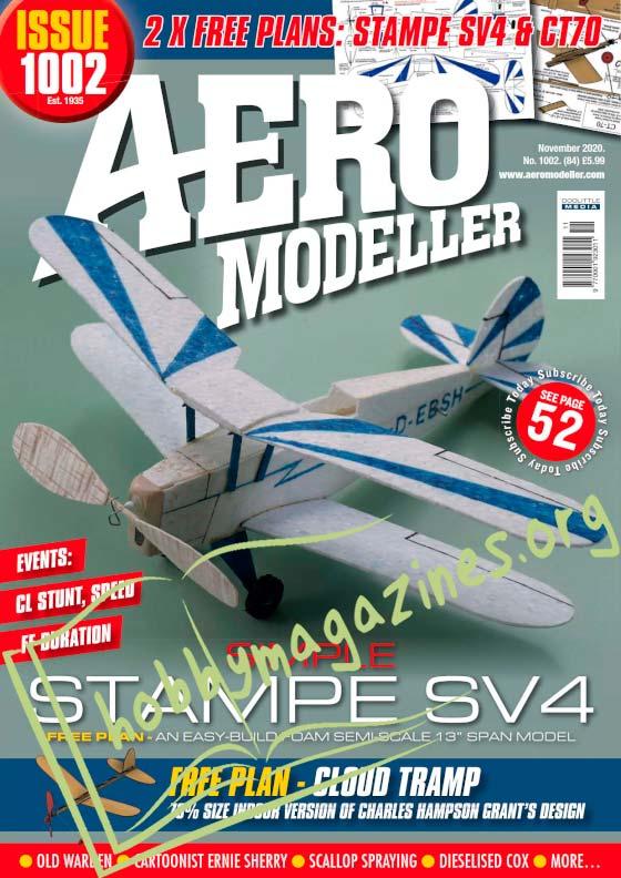 Aeromodeller - November 2020