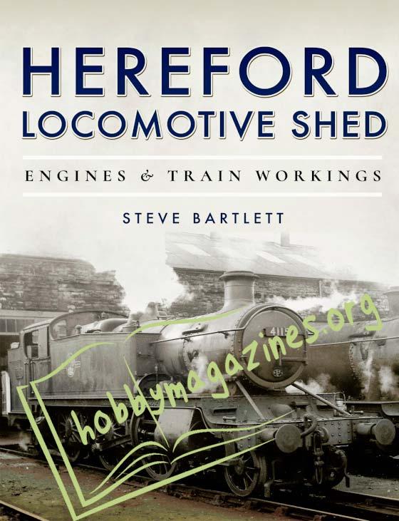 Hereford Locomotive Shed