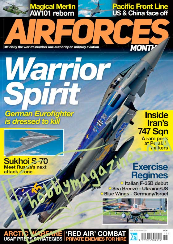 Air Forces Monthly - November 2020