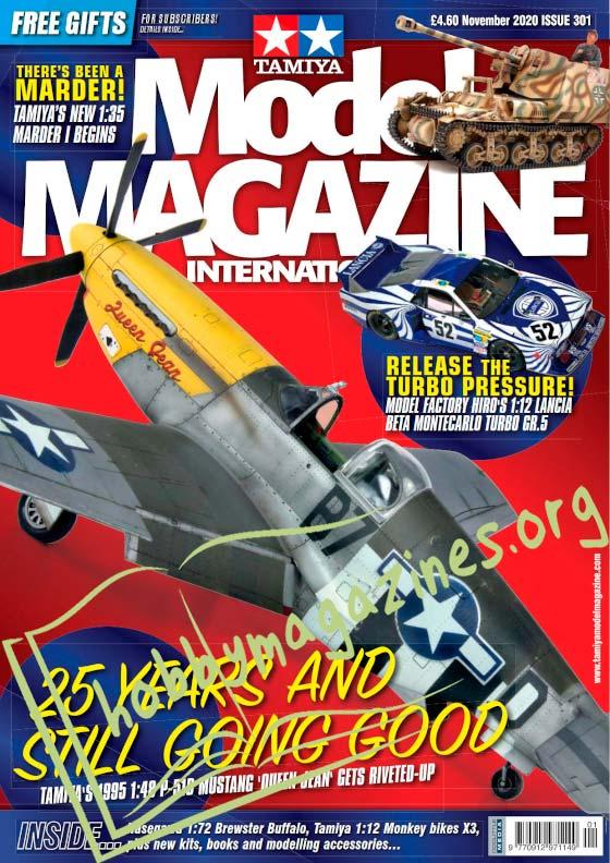 Tamiya Model Magazine International - November 2020