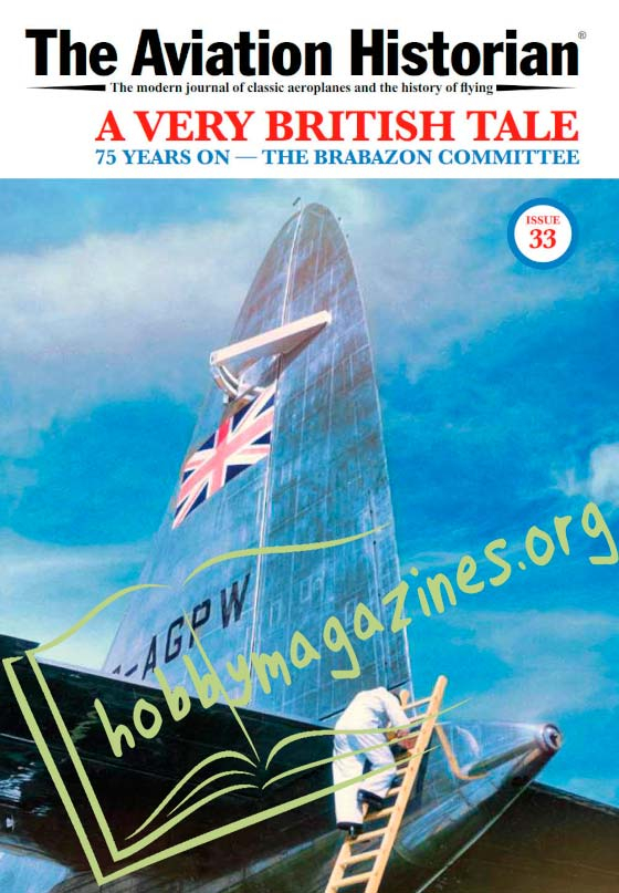 The Aviation Historian Issue 33