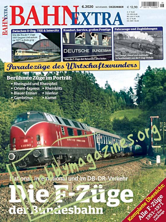 Bahn Extra - November/Dezember 2020