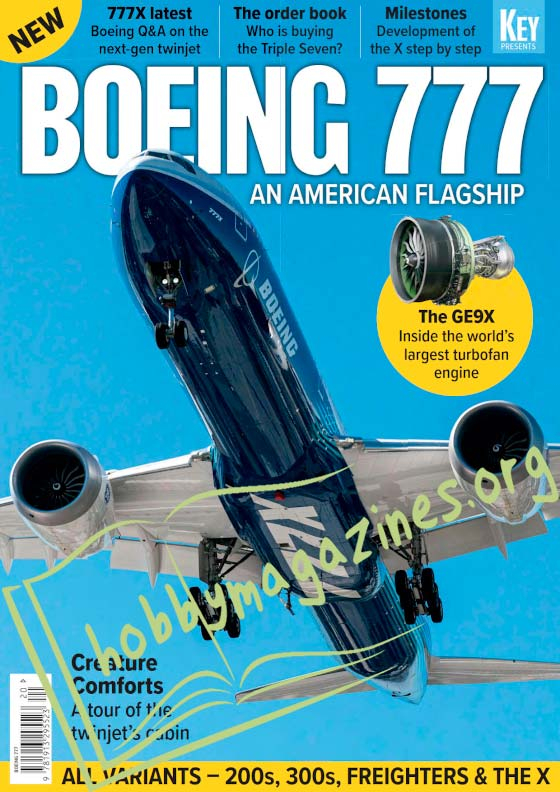 Boeing 777: An American Flagship