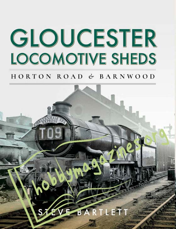 Gloucester Locomotive Sheds
