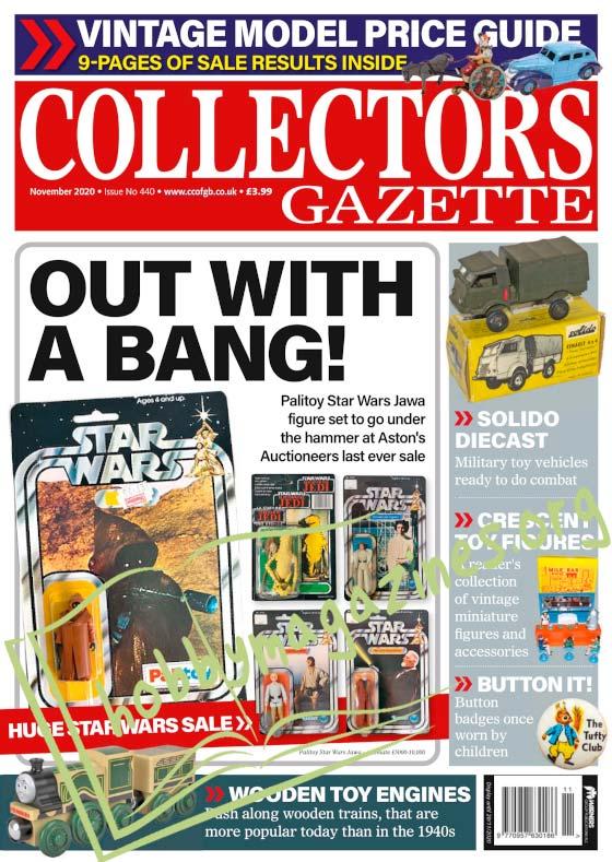 Collectors Gazette - November 2020