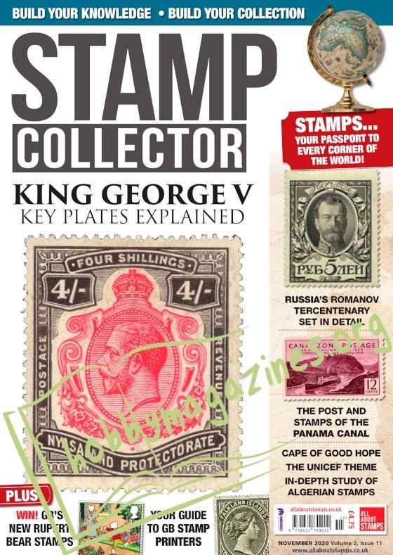 Stamp Collector - November 2020