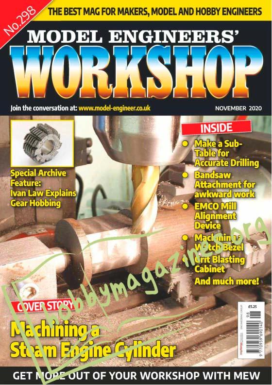 Model Engineers' Worksop 298 - November 2020