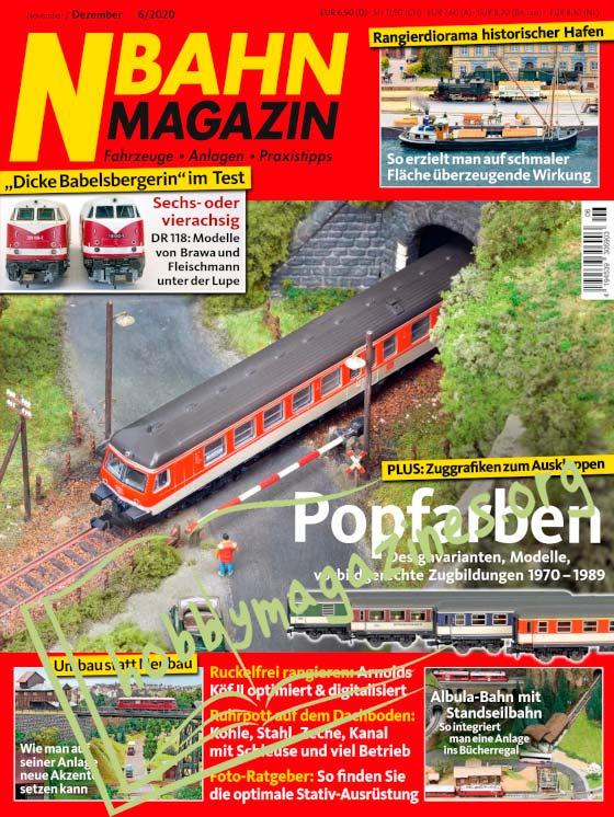 N-Bahn Magazin – November/Dezember 2020
