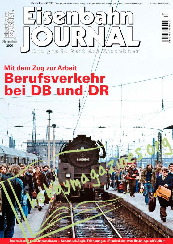 Eisenbahn Journal - November 2020