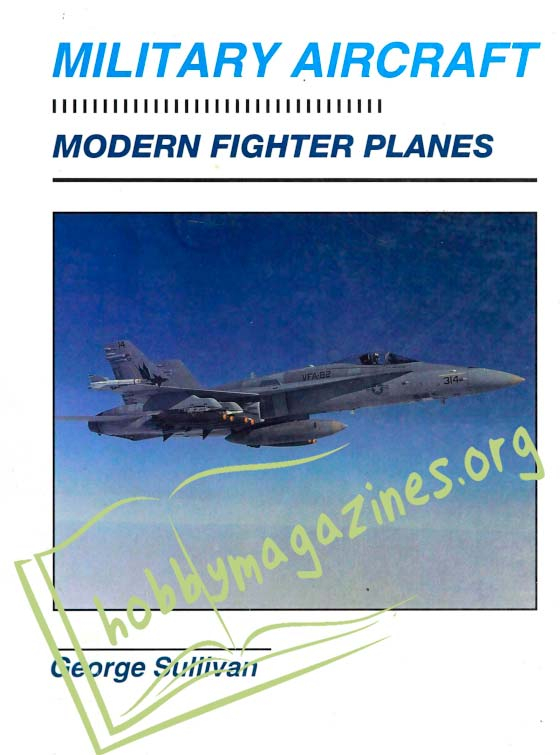 Military Aircraft: Modern Fighter Planes