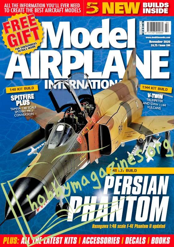 Model Airplane International - November 2020
