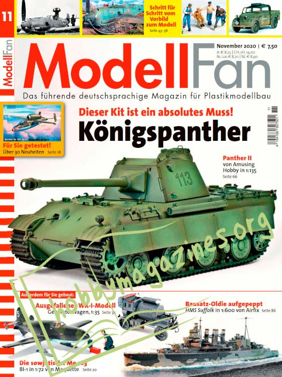 ModellFan – November 2020