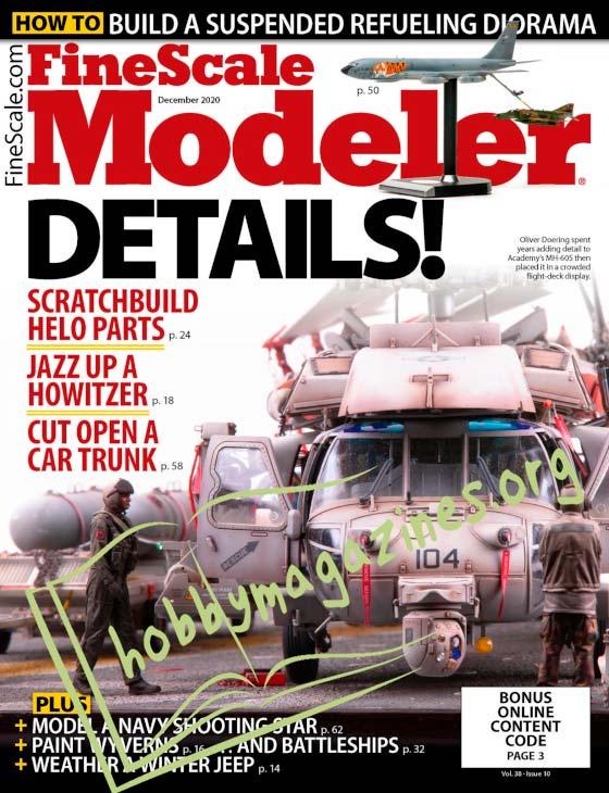 FineScale Modeler - December 2020