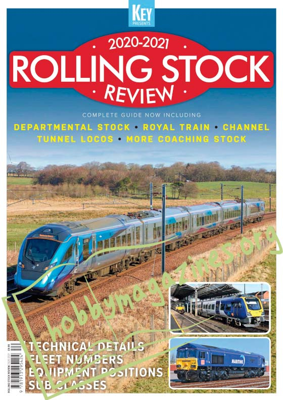Rolling Stock Review 2020-2021