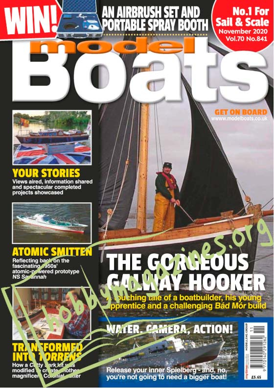 Model Boats - November 2020