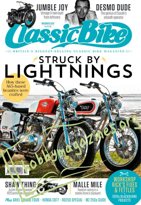 Classic Bike - November 2020