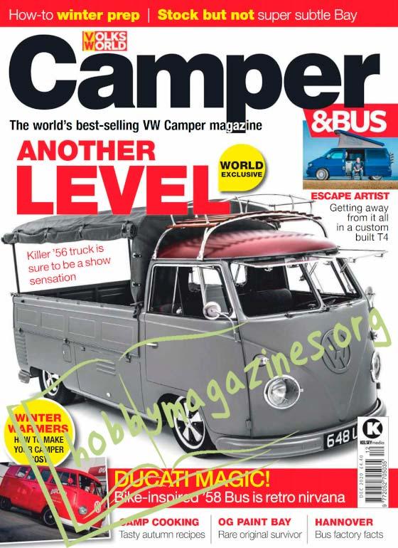 VW Camper & Bus - December 2020